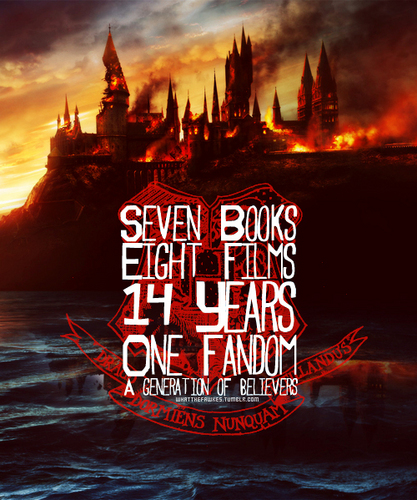 Harry Potter is my childhood :))