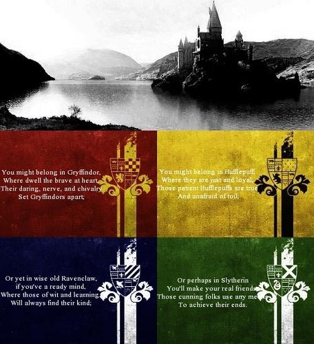 Hogwarts :))