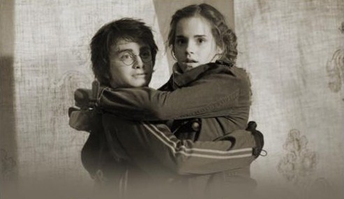 Harry & Hermione <3