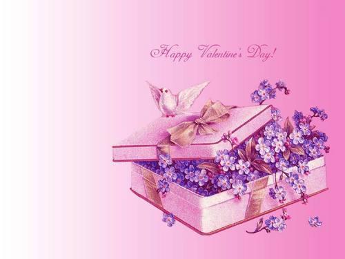Happy Valentines 日 ♥