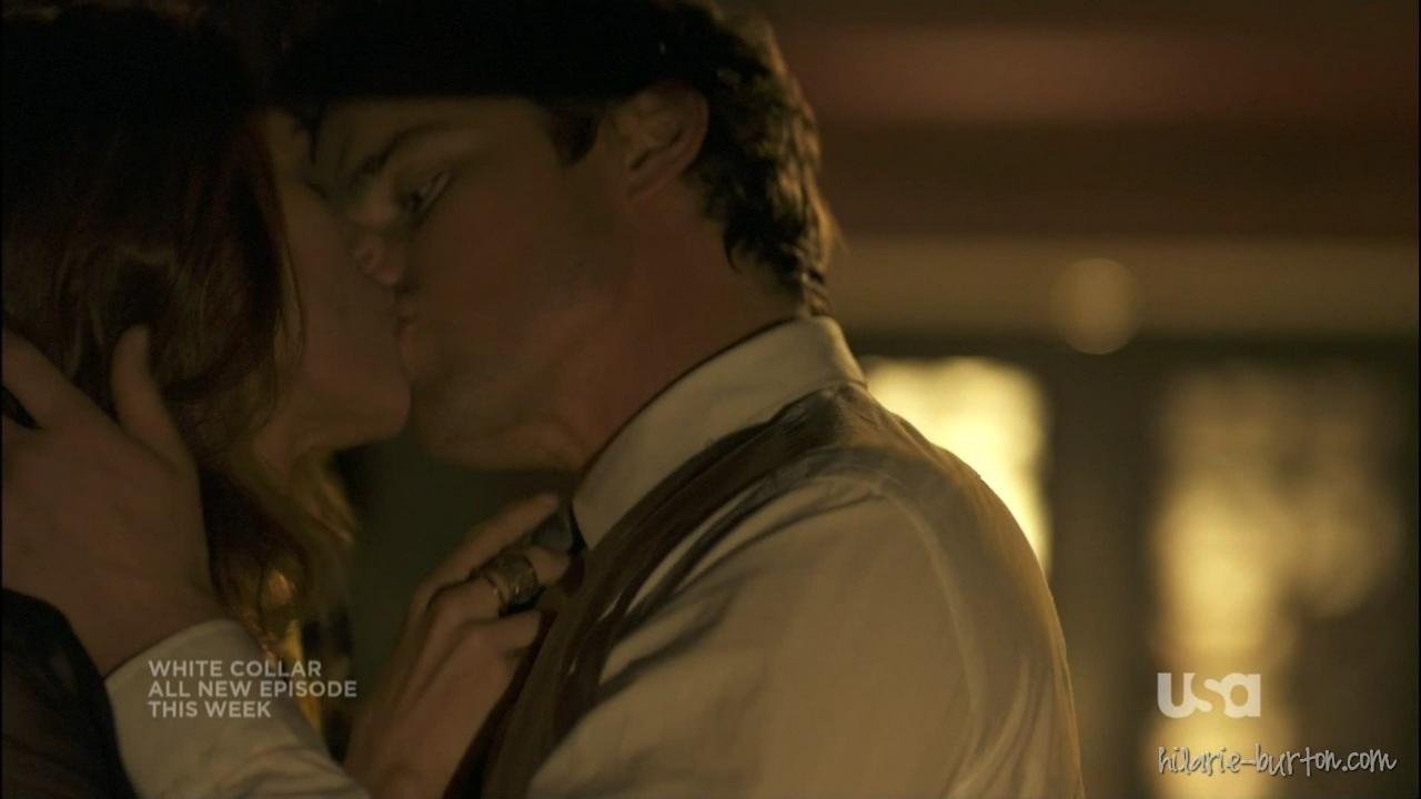 "HilarieBurtonWhite collier Screen Captures ""Danger"" Promo"