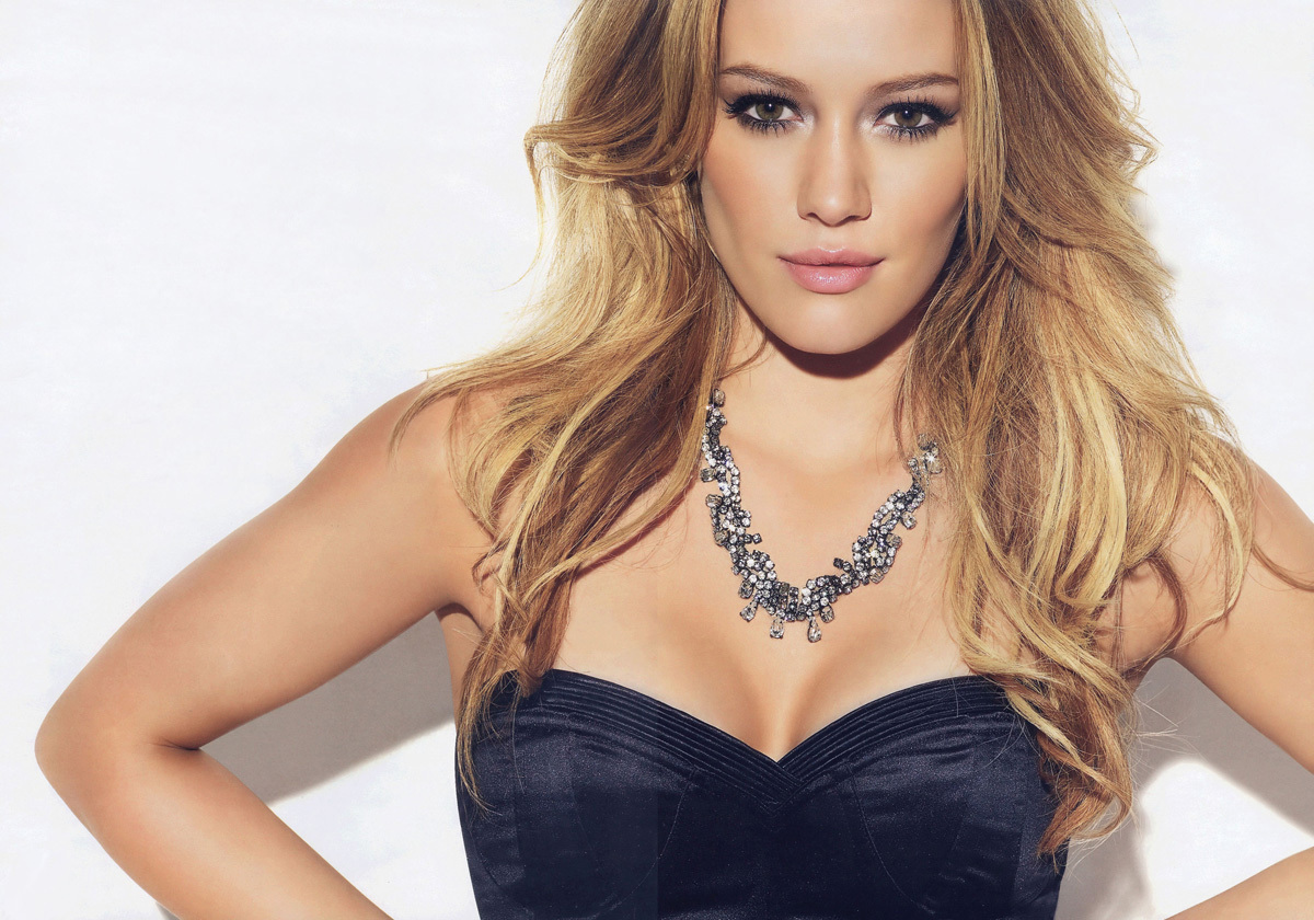Hilary Duff photoshoot (HQ)