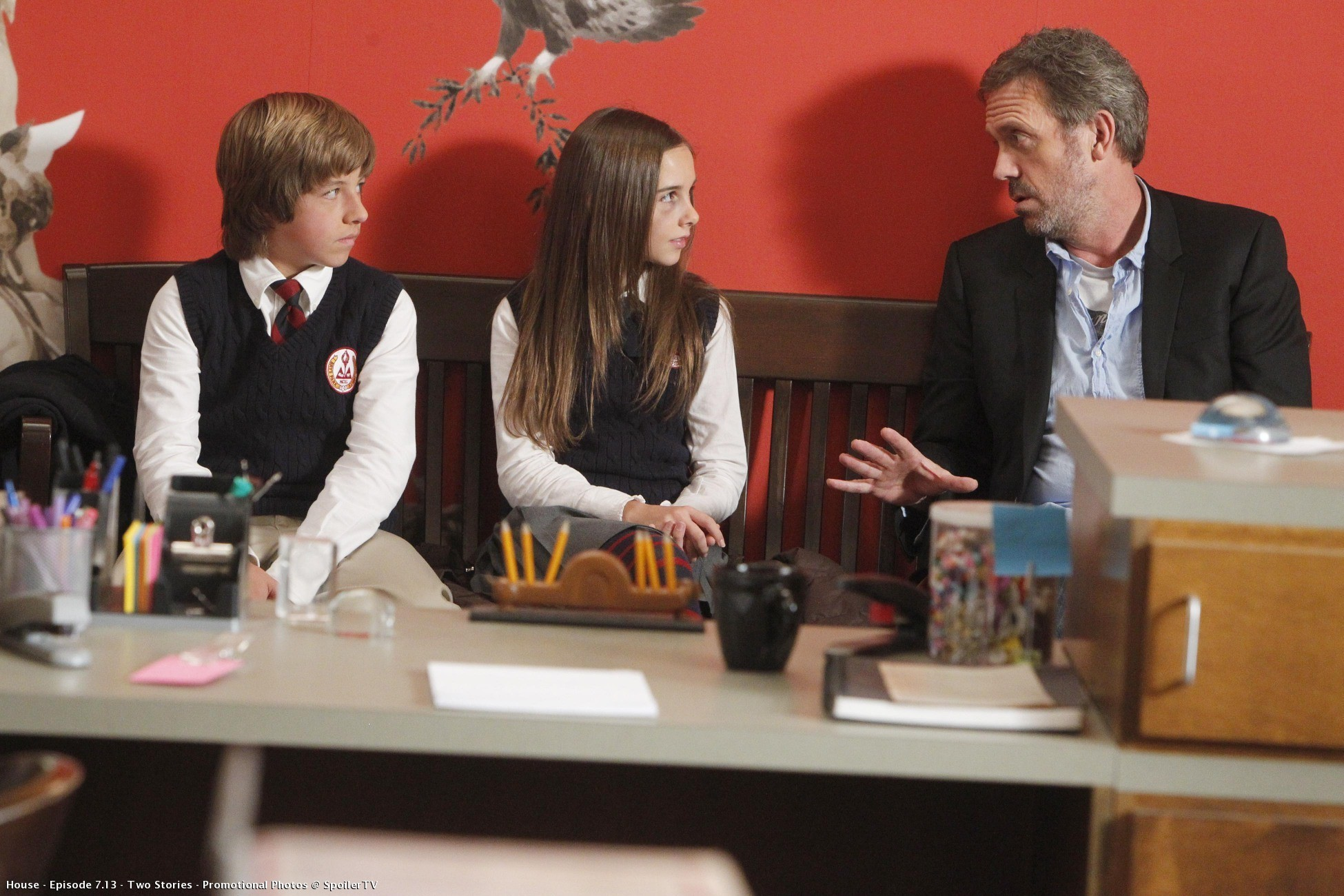 House - Episode 7.13 - Two Stories - Promotional foto-foto