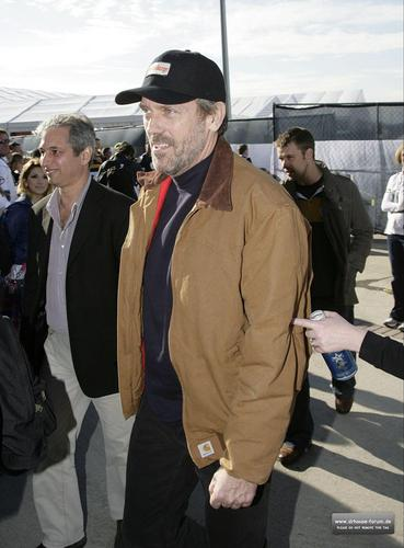 Hugh Laurie - NFL Super Bowl XLV 2011