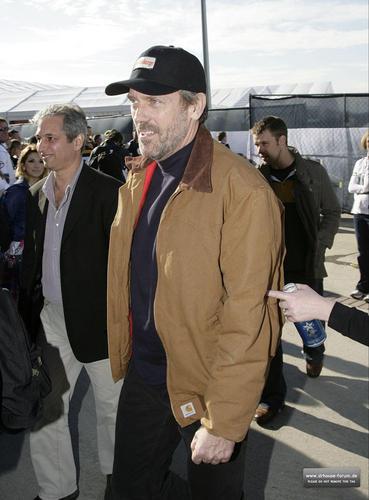 Hugh Laurie - NFL Super Bowl XLV 2011