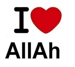I LOVE ALLAH - islam Photo