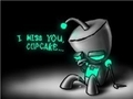 I'll miss you, cupcake - gir photo