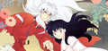 Inuyasha&Kagome - inuyasha-the-final-act fan art