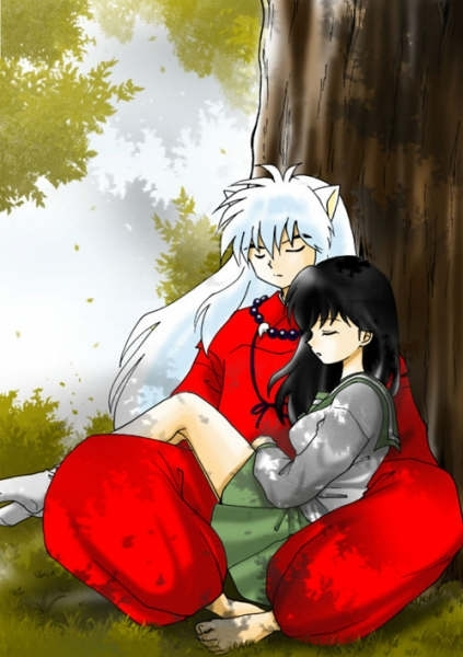 Gallery of inuyasha and kagome porn