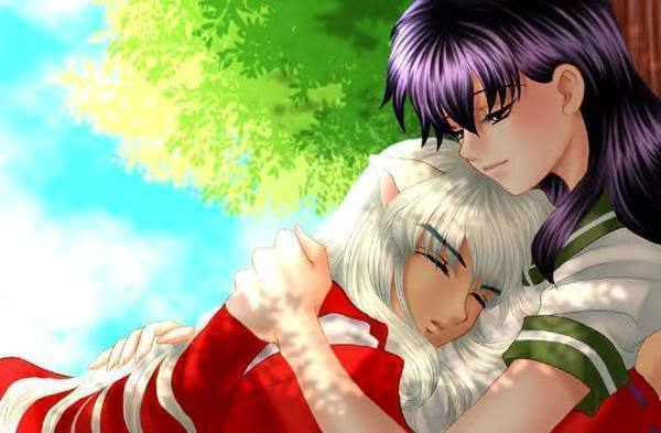 Inuyasha and Kagome Doing It http://www.fanpop.com/clubs/inuyasha-and-kagome/images/19108953/title/inuyasha-kagome
