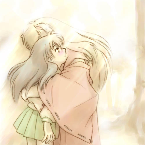Inuyasha and Kagome Doing It http://www.fanpop.com/clubs/inuyasha-and-kagome/images/19108954/title/inuyasha-kagome-fanart