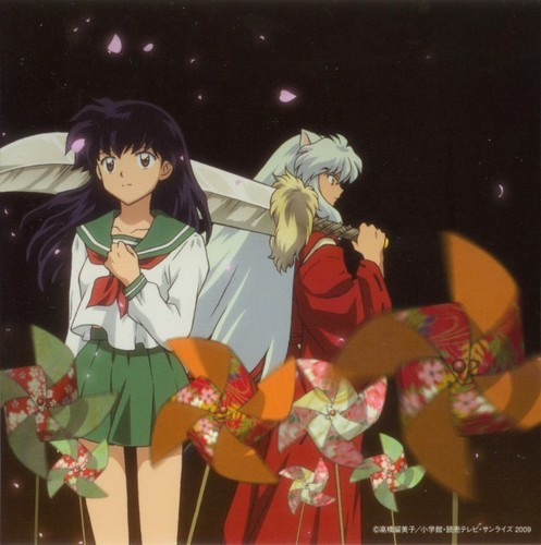 Inuyasha.:The Final Act:. fondo de pantalla called inuyasha and Kagome