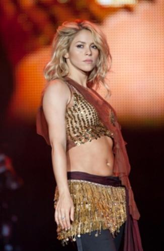Is Shakira really pregnant ?