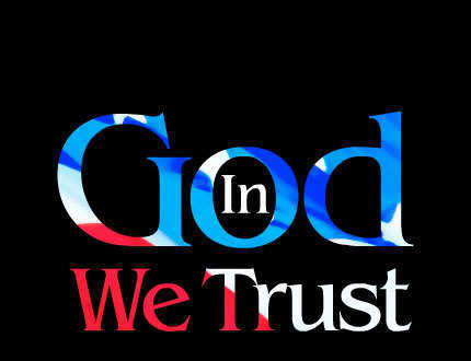 It's all about Almighty God