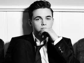 Jesse McCartney wallpaper containing a business suit and a suit titled J-Mac-Unknown Photoshoot