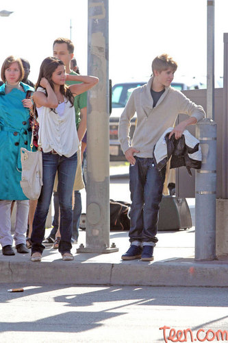 JB and Sel <3 <3