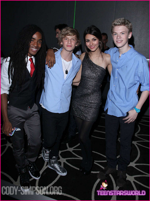 January 29th - Attending Ashley Argota's 18th Birthday Party