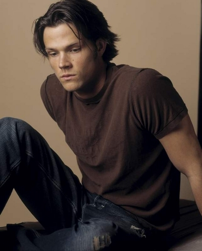 Winchester's Journal پیپر وال called Jared Padalecki - Greg Henry Shoot