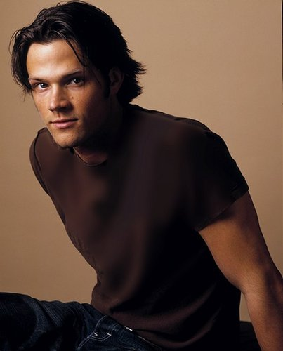 Winchester's Journal wallpaper probably containing a portrait entitled Jared Padalecki - Greg Henry Shoot