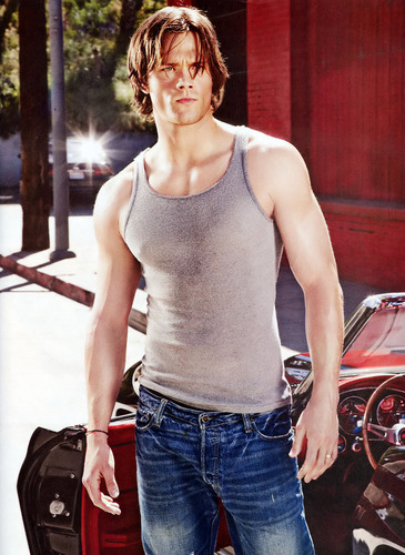 Jared Padalecki - LeMoine Shoot