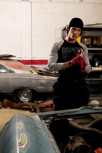 Jared Padalecki - LeMoine Shoot