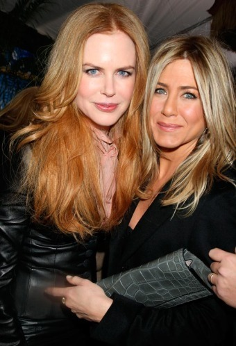 Jennifer Aniston and Nicole Kidman- Just Go With It Premiere