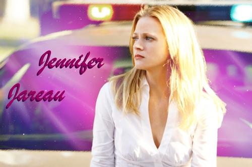"Jennifer ""JJ"" Jareau wallpaper containing a portrait entitled Jennifer Jareau"