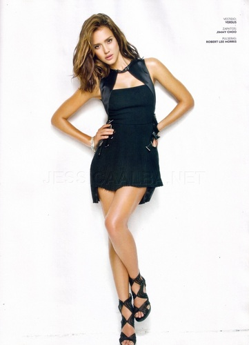 Jessica-Photoshoots-Glamour (MX) - January 2011