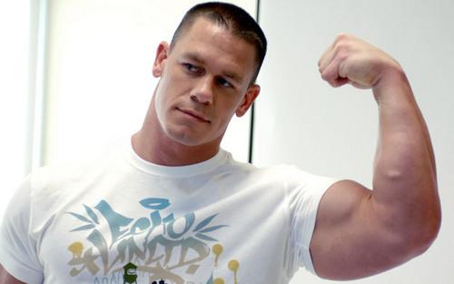 John Cena at Kids Choice awards