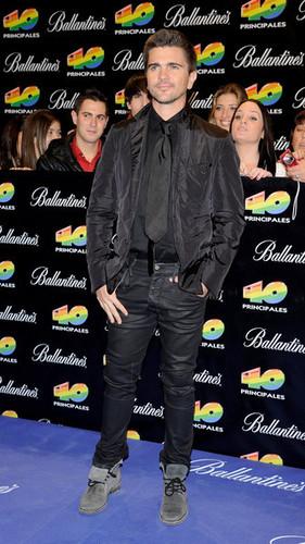 Juanes 40 Principales Awards