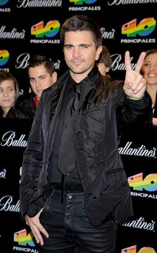 Juanes-Awards