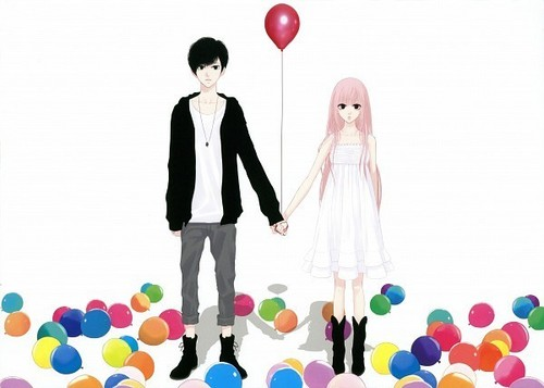 Just Be Friends - megurine-luka Screencap