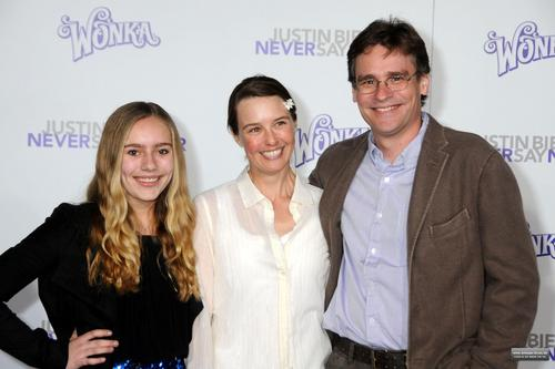 Robert Sean Leonard images Justin Bieber 'Never Say Never' Premiere [February 8, 2011] HD wallpaper and background photos