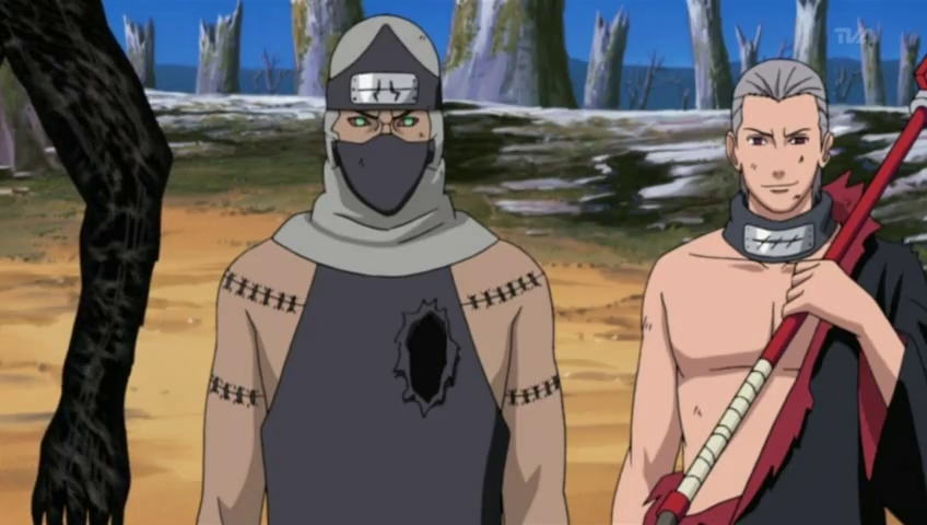 Kakuzu and Hidan - kakuzu-hidan Screencap