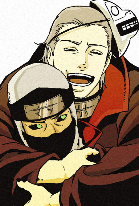 Zetsu and Kakuzu Lemon