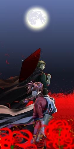 Kamui and Abuto