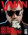 Kanye - VMan Magazine (Spring 2011)