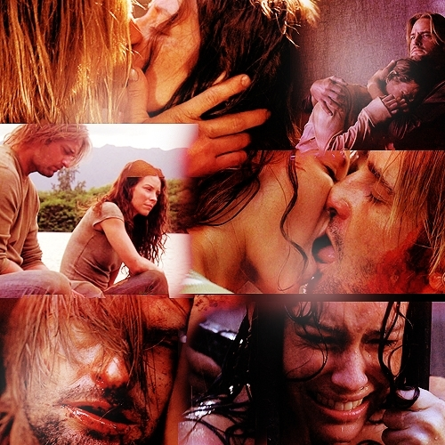 do kate and sawyer hook up