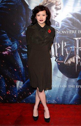 Katie-DH Part 1 Londra Premiere