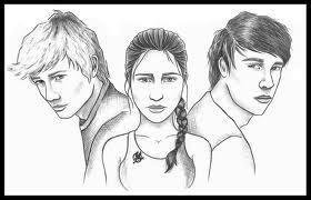 Katniss,Peeta and Gale 2