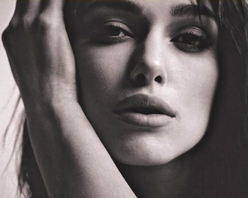 Keira is stunning.
