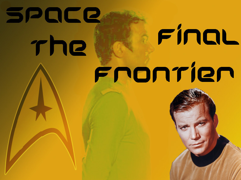 Kirk-Space the Final Frontier