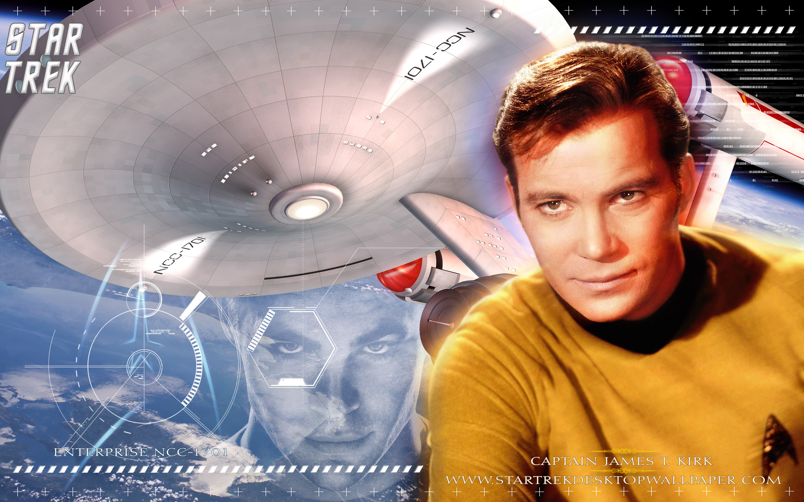 Star Trek Wallpapers Captain