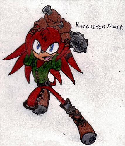 Kneecaps Knuxs lil bro