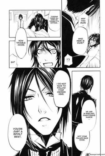 Hoắc quản gia [Black Butler] Chapter 16-21 manga Scans