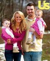 Leah, Corey, Aliannah, And Aleeah. In US Magazine - teen-mom-2 photo