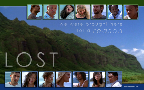 lost wallpaper called lost Season 1