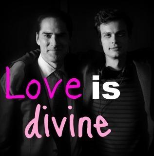 Любовь Is Divine (Hotch/Reid)