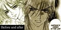 Luce/Scars/Skulls- WANTED by Matsuri Hino (AKA the chic who wrote Vampire Knight -.-')