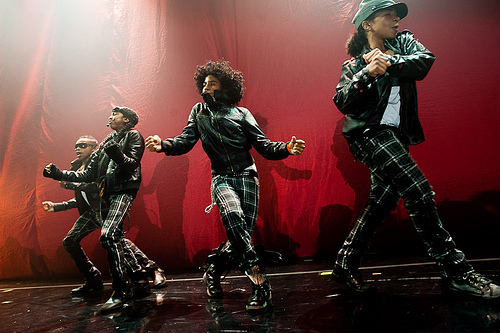 MB concert - mindless-behavior Screencap